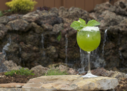 Cheyenne Mountain Resort basil margarita