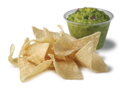 Chipotle Spicy Guacamole