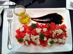 Pierre watermelon salad