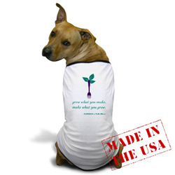 Cafe Press dog t shirt