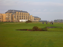 Old Course Hotel in St. Andrews